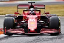 Charles Leclerc (MON) Ferrari SF-21.