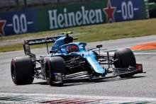 F1 2021 Italian Grand Prix - Free Practice Results (2)