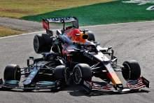 Verstappen Masih Anggap Bentrokan Monza Insiden Balap