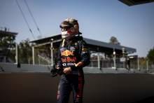 Max Verstappen (NLD)红牛赛车退出比赛。