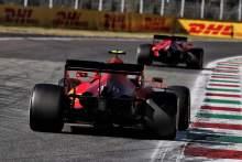 Ferrari Perkenalkan Upgrade Power Unit pada Grand Prix Turki?