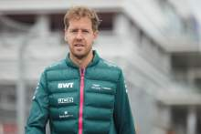 Vettel explains why he's remaining with Aston Martin for F1 2022