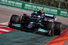 Valtteri Bottas (FIN) Mercedes AMG F1 W12.