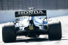 F1 2021 Russian Grand Prix - Free Practice Results (2)