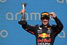 3rd place Sergio Perez (MEX) Red Bull Racing RB16B.