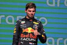 1st place Max Verstappen (NLD) Red Bull Racing.