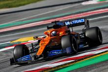 Barcelona F1 Test 2 Day 1 - Wednesday 5PM Results
