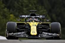 Renault: Mobil F1 Ricciardo tidak rusak setelah penghentian FP2