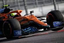 Lando Norris (GBR) McLaren MCL35.