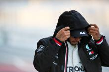 "Lewis Hamilton ""completely overcome with rage"" over racism"