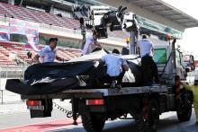 Mercedes lega menemukan masalah keandalan mesin sejak dini