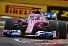 Racing Point dapat menyebarkan pesanan tim di F1 Grand Prix Hungaria