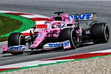 Perez edges Verstappen in opening practice for F1 Styrian GP