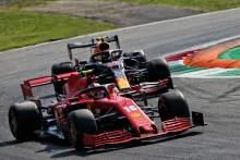 Leclerc: F1 race-ending crash in Italian GP my fault