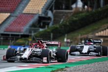 Tes F1 Barcelona 2 Hari 3 - Jumat 16:00 Hasil