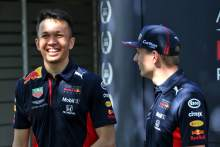 Verstappen backs Albon to thrive in 'less pressured' environment