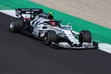 Gasly: Running out of charge reason for Q1 Mugello F1 exit