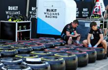 Williams joins McLaren in furloughing F1 staff