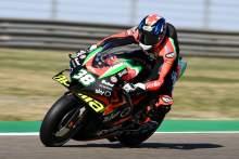 Bradley Smith, Aragon MotoGP, 16 October 2020