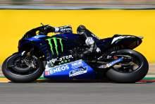 Maverick Vinales, Aragon MotoGP. 16 October 2020