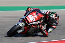 Moto2 Valencia: Surprise maiden pole for Manzi and MV Agusta