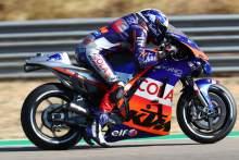 Iker Lecuona , Teruel MotoGP. 24 October 2020