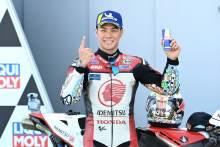Takaaki Nakagami 'proud' of maiden MotoGP pole, eyes first win and podium