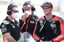 Bradley Smith MotoGP race. Teruel MotoGP. 25 October 2020