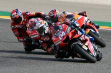 Andrea Dovizioso: 'I will try my best till the end'