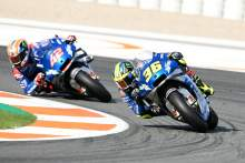 Suzuki: 'Our time will come' for satellite MotoGP team