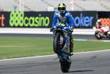 Joan Mir, European MotoGP race, 08 November 2020