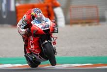 Jack Miller Valencia MotoGP, 13 November 2020