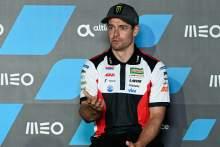 Cal Crutchlow, Portuguese MotoGP, 19th November 2020
