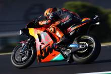 Pol 'appreciated' KTM support to the end, 'fast bike getting faster'
