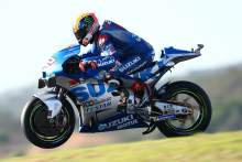 Alex Rins , Portuguese MotoGP. 21 November 2020