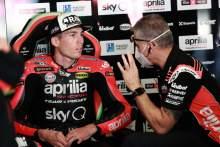 Aleix Espargaro , Portuguese MotoGP. 21 November 2020
