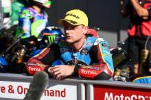 Sam Lowes 'couldn't have done any more' in Moto2 title showdown
