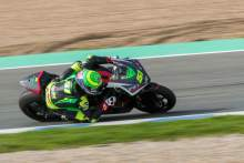 Eric Granado Jerez MotoE test, 2-4 March 2021