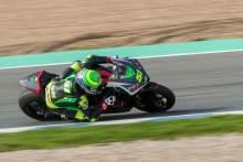 Eric Granado Jerez MotoE test, 2-4 March 2021