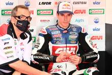 Alex Marquez, Qatar MotoGP test, 6 March 2021