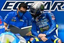 Joan Mir, Qatar MotoGP test, 6 March 2021