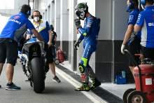 Joan Mir, Qatar MotoGP test, 10 March 2021