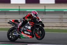 Aleix Espargaro Qatar MotoGP test, 10 March 2021