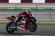 Aleix Espargaro 'glad' to be sixth on difficult day