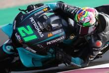 Morbidelli: It looks like a Yamaha-Ducati-Suzuki battle
