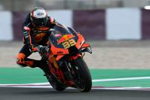 Brad Binder, Qatar MotoGP test, 11 March 2021