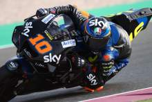 'I love racing at night' - Luca Marini ahead of first MotoGP race