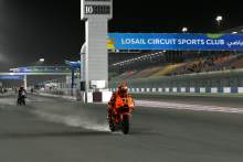 Petrucci fastest for Tech 3 KTM team on limited final day