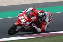 Izan Guevara, Moto3 Qatar test, 19 March 2021