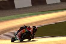 Pedro Acosta Qatar Moto3 test, 20 March 2021